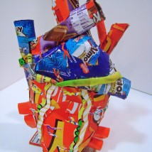 """Heart Attack,"" Mixed Media Sculpture, 2009"