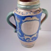 """""""Vase,"""" Ceramic, 2010"""
